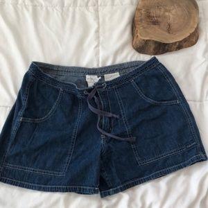 Vintage Calvin Klein Jeans Drawstring Shorts L